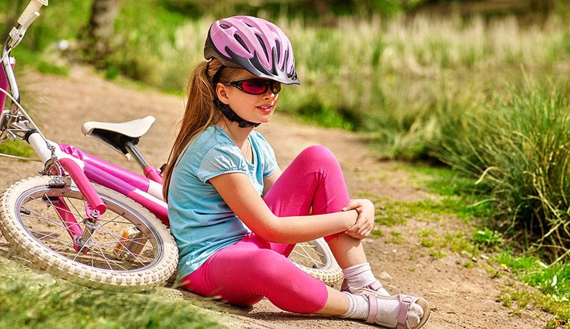 Barncyklar för barn mellan 3 och 9 år